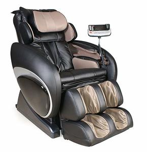 #2. OS-4000 Zero Gravity Heated Massage Chair Upholstery