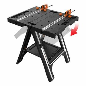 2. WORX Pegasus Multi-Function Work Table and Sawhorse