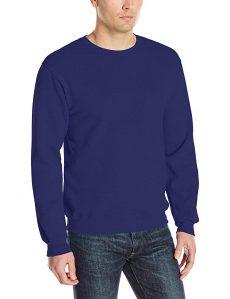Fruit of the loom fleece sweatshirt