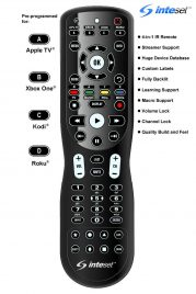 Inteset Universal Backlit Remote