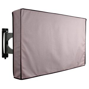 KHOMO GEAR Outdoor TV Cover Weatherproof Universal Protector