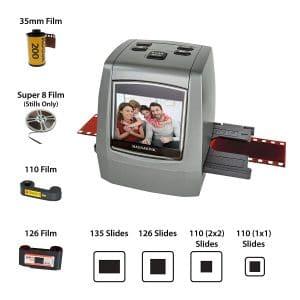 Magnasonic Film to Digital Converter