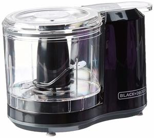 #3 BLACK+DECKER 1.5-Cup Electric Food Chopper