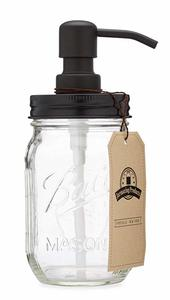 #3 Jarmazing Products Mason Jar Soap Dispenser