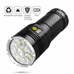 #3 Sondiko 10000 Lumen Bright Led Flashlight