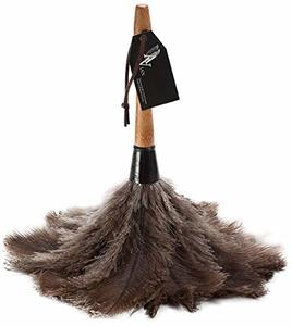 #3. Avian Ostrich Feather 13.5 Inch Long Duster