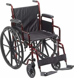 3. Drive Medical Rebel Lightweight Wheelchair