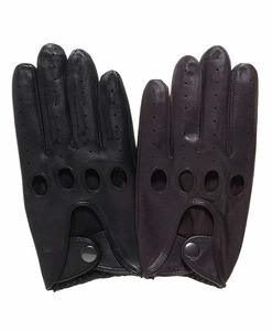 3. Pratt and Hart Traditional Leather Driving Gloves