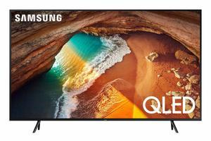#3. Samsung QN75Q60RAFXZA Flat 75-Inch QLED 4K Q60 Series Ultra HD Smart TVG��