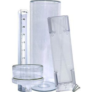 3. Stratus Precision Rain Gauge with Mounting Bracket