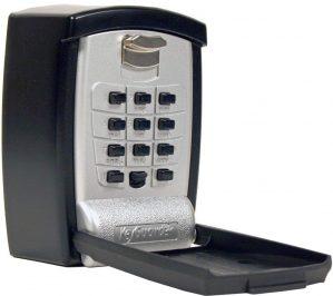 KeyGuard SL-590 Punch Button Key Storage Wall Mount