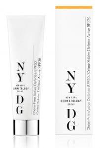 NYDG Sunscreen for Sensitive Skins