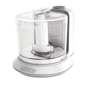BLACK + DECKER Electric Small Food Processor