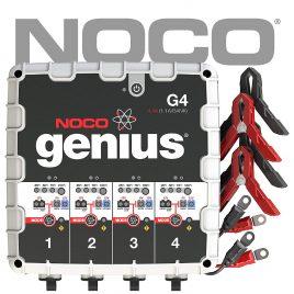 NOCO Genius 4.4 Amp Best Battery Maintainers