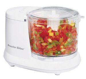 #4 Proctor Silex Durable 1.5 Cup Food Processor