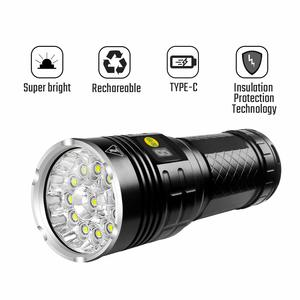 #4 Semlos 10000 Lumen Flashlight
