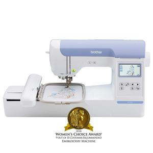 4. Brother Embroidery Machine