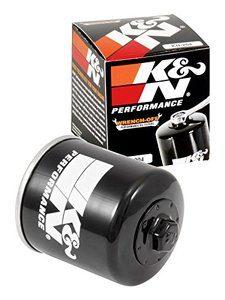#4. K&N High-Performance Motorcycle Oil Filter