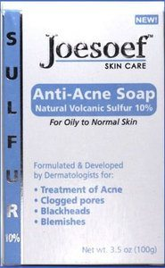 #4. Medical Grade OTC Sulfur Soap - Dermatologists Approved