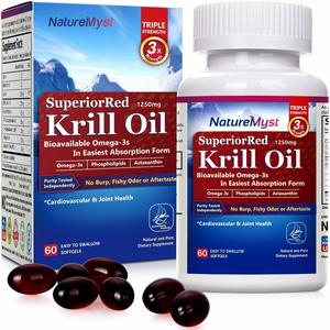 Best Krill Oils Supplement