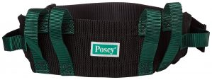 Posey Green Six Handle Nylon Gait Belt