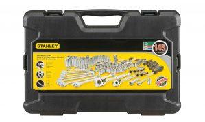 Stanley STMT71653 145-Piece Mechanics Tool Set