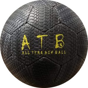 American Challenge All Terrain Outdoor Rubber Street Soccer Ball