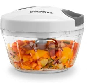 Gourmia Mini Slicer Manual Food Processor
