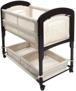 Arm Reach Concepts Cambria Co-Sleeper Baby Bassinet