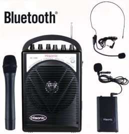 HISONIC Portable Bluetooth Microphone
