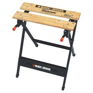 5. BLACK+DECKER WM125 Portable Work Bench