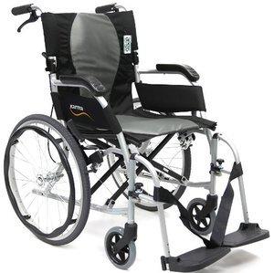 5. Karman Ergonomic Ultra Lightweight Wheelchair