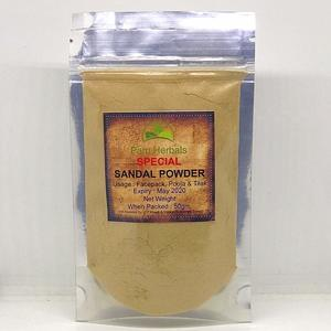 #5. Pam Herbals Sandalwood Powder for Worship