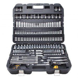 DEWALT 5049 Mechanics Tools Kit and Socket Set