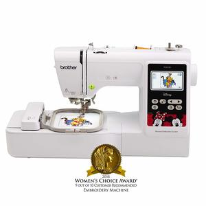 6. Brother Embroidery Machine