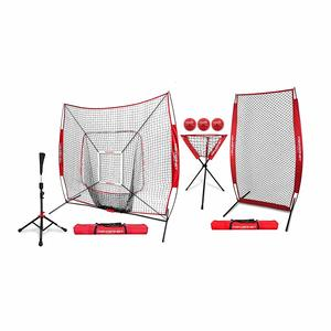 6. PowerNet All in ONE Baseball Pitching Batting Training Aid