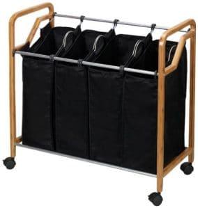 Household Essentials Quad Laundry Sorter