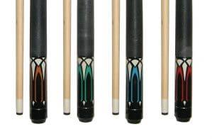 Pool Cue sticks by Iszy Billiards