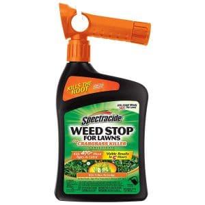 pectracide Weed Stop Crabgrass Killer