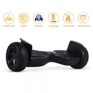 Koowheel 8.5-inch All Terrain Off-Road Hoverboard