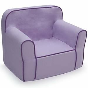 #7 Delta Children Foam Snuggle Chair