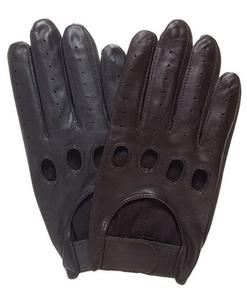 7. Pratt and Hart Men's Leather Driving Gloves