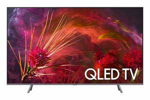 #7. Samsung QN75Q8FN FLAT 75-Inch QLED 4K UHD Smart TV 8 Series (2018)