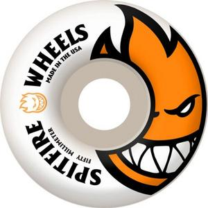 7. Spitfire Bighead Skateboard Wheels