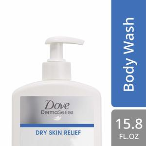 #7.Dove Fragrance-Free Unscented Body Wash Soap For Dry Skin