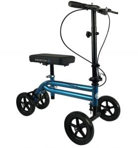 NEW KneeRover Economy Knee Scooter Steerable Knee Walker