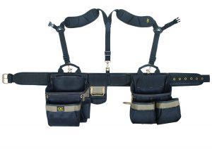 Custom Leathercraft Electrician Tool Belts
