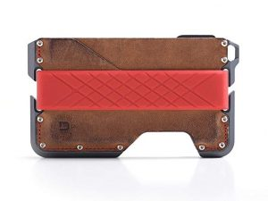 Dango D01 Dapper EDC Handmade Leather Wallet - Made in the USA