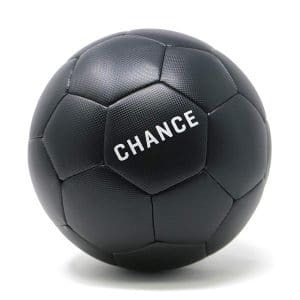 Chance Soccer Ball Premium Outdoor/Indoor Street Soccer Ball
