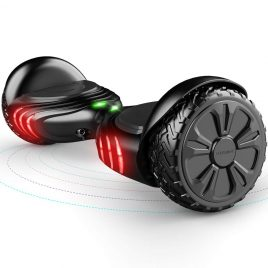 TOMOLOO 6.5-Inch Wheel Hoverboard